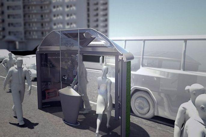Bus Stop Project by Gavin Harvey