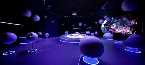 cern universe of particle exhibition 7