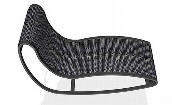 Text-ile chair