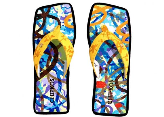 Chipkos flip-flops