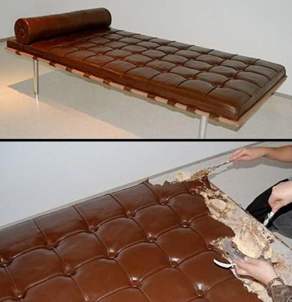 Chocolate Bed cake