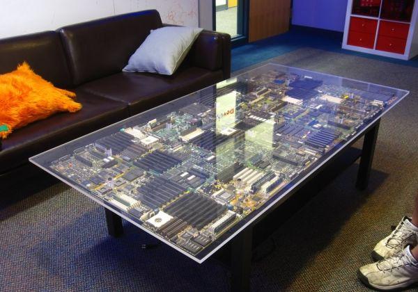 Chris Harrison's Circuit Table