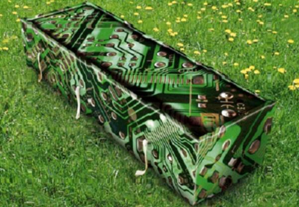 Eco-Friendly Coffin