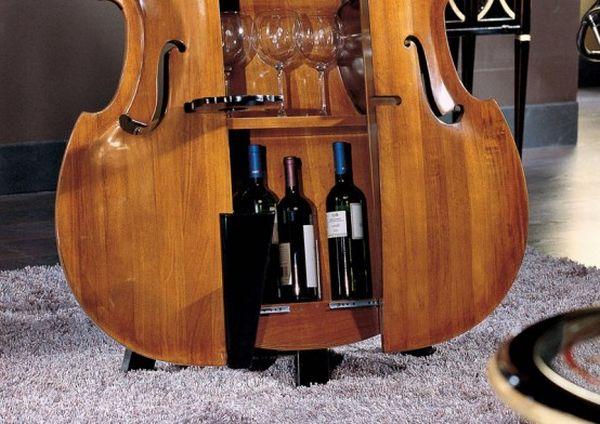 Contrabajo Mueble Bar 2
