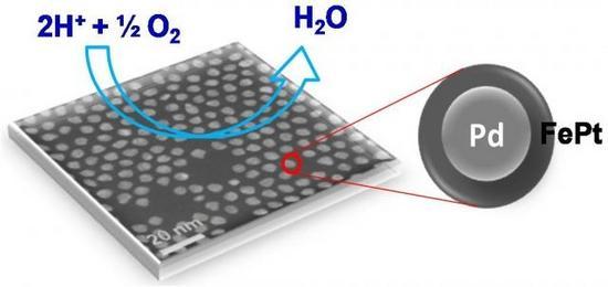 core shell nanoparticle 1