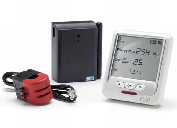 Cost TREC energy monitor