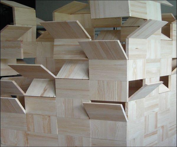 Creative wood art