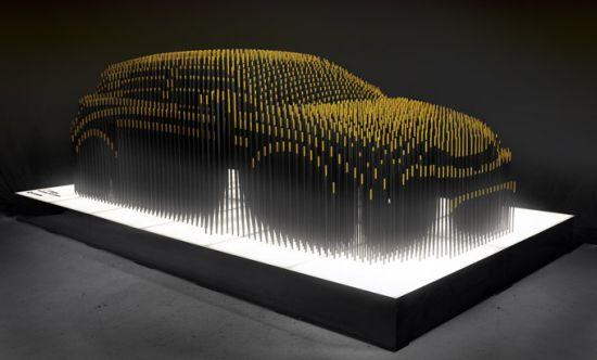 ct umbra lexus sculpture 2