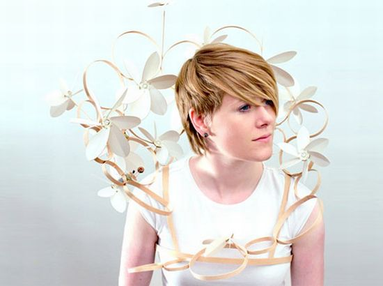 dandelion windmill costume 1