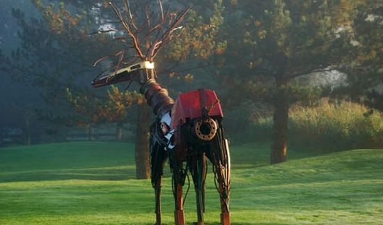 davide pans wildlife sculptures 3