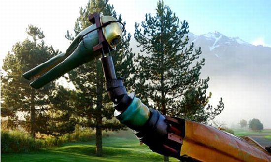 davide pans wildlife sculptures 5