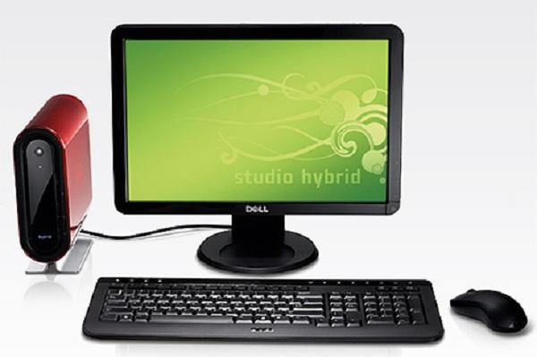 Dell studio hybrid mini desktop