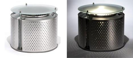 Dishwasher Drum Table