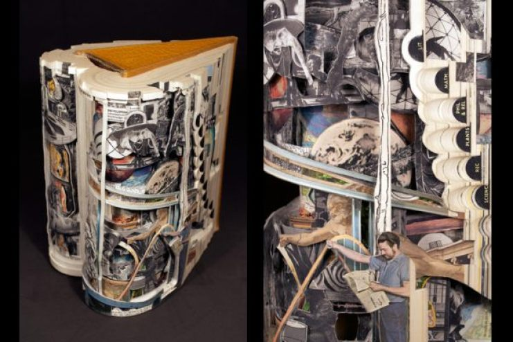 Dissected Book