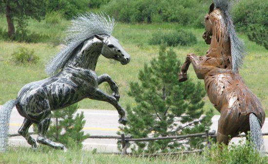 dwayne cranfords sculptures 1