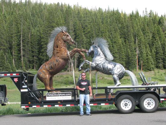 dwayne cranfords sculptures 2