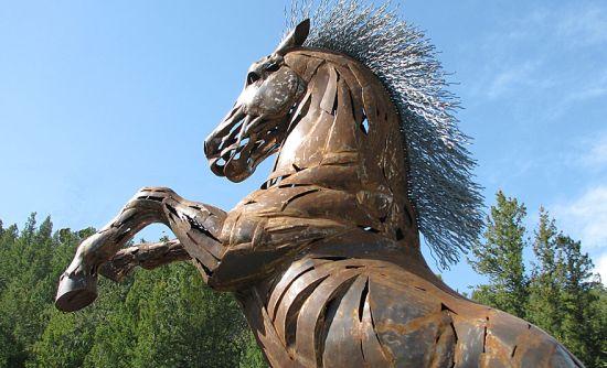 dwayne cranfords sculptures 3