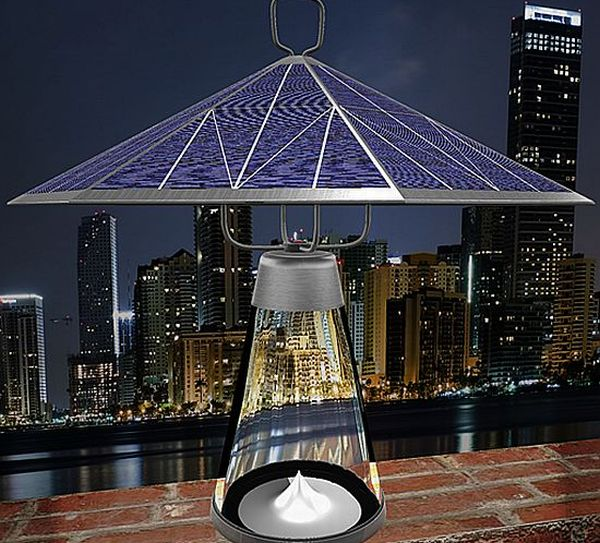 Eco friendly lantern