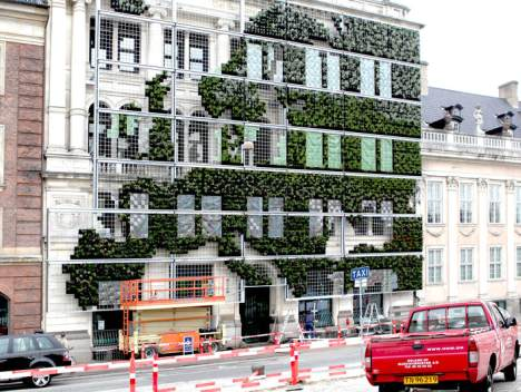 eea living wall