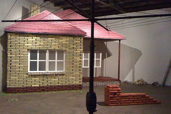 egg carton house 7