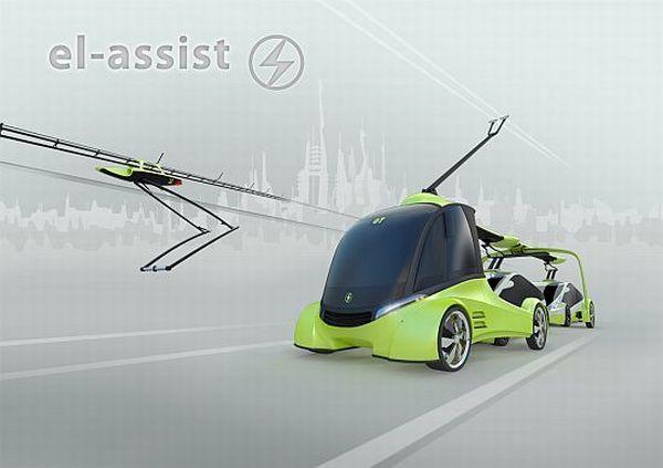 El-Assist recharging concept