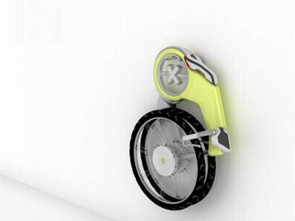 electric bicycle by Thorsten
