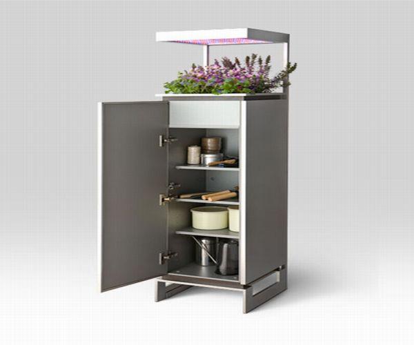Elegant Kitchen Herb Planter