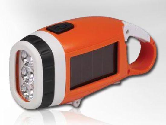 energizer solar crank light