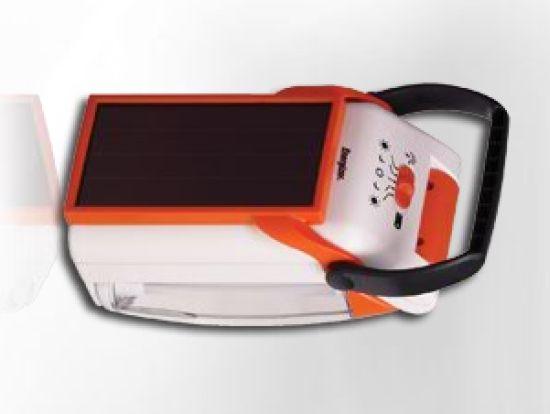energizer solar folding lantern