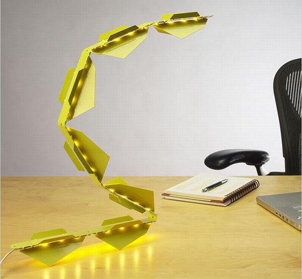 Energy saving LED desks lamps