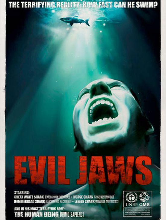 evil jaws
