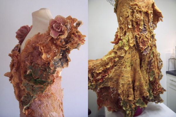 2. Fashion Items made from used tea bags
