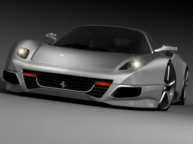Ferrari F250