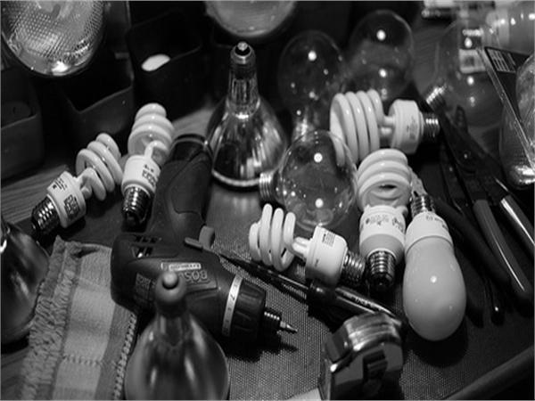 Dispose off old CFLs