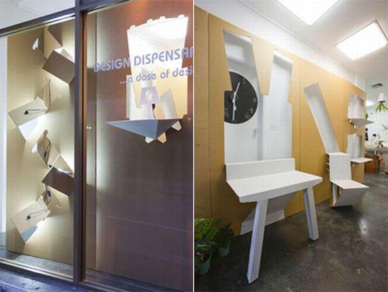 flatform 322 recycled cardboard furniture 4