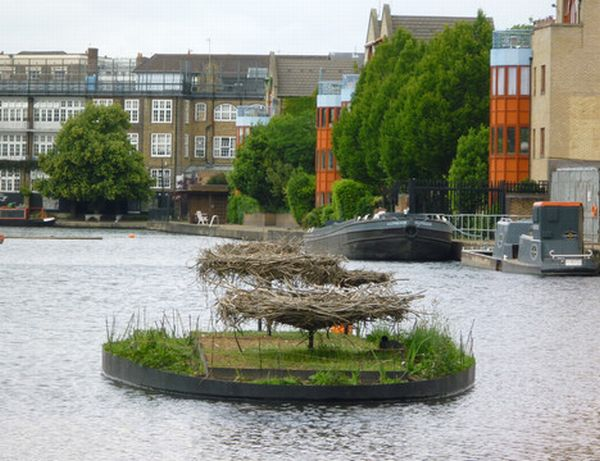 Floating Garden Habitat for Wildlife 1