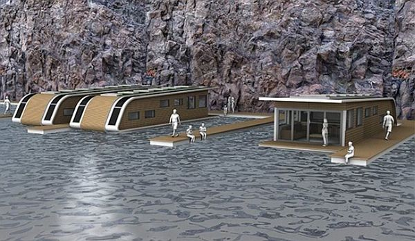 Floating Solar Home