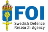 foi the swedish defense research agency logo 9