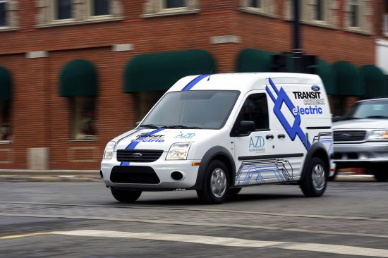 ford transit connect electric 1