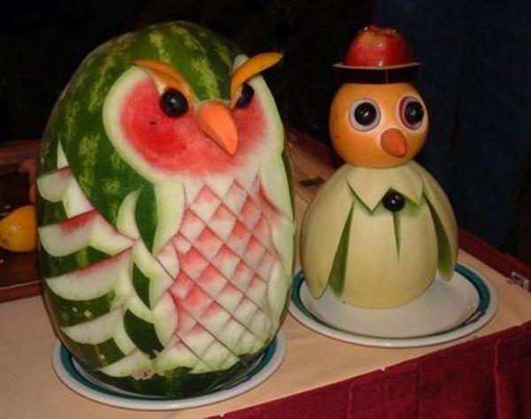 fruit vegetable art 02