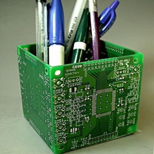Funky pencil box