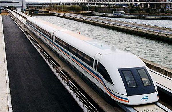 Futuristic Trains