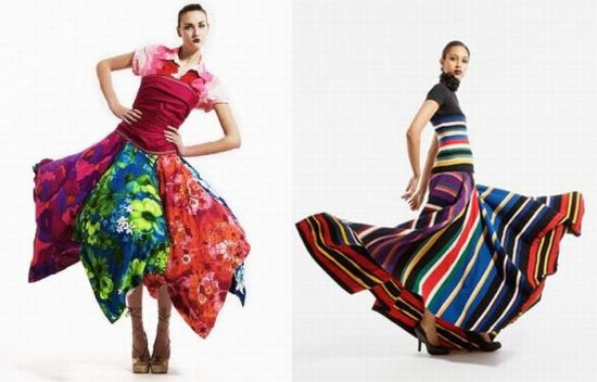 gary harveys recycled dresses 5