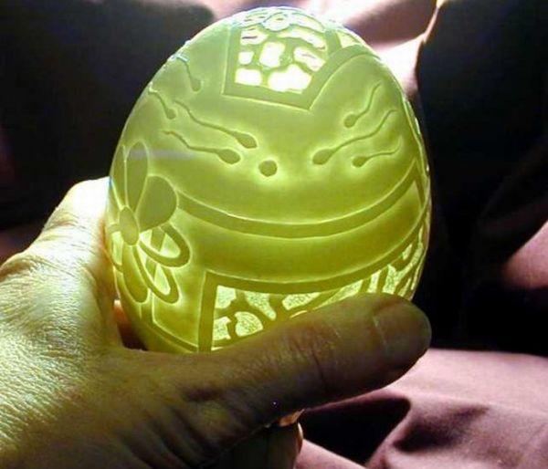 gary lemaster eggshel sculptures 6