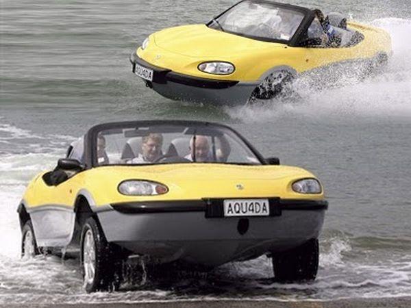 Gibbs aquada Concept Cars