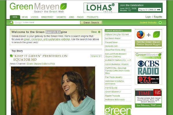 Green mavern