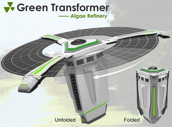 green transformer 1
