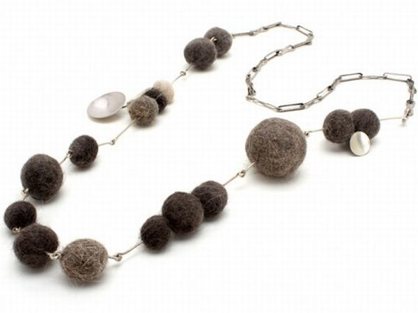 Hairball Jewelry from Your Cat