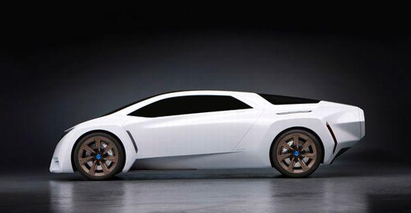 Honda Hydrogen-Powered FC Sport