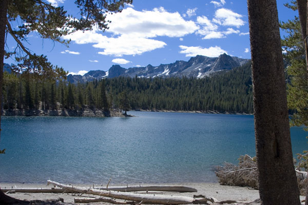 Horseshoe Lake, California, USA